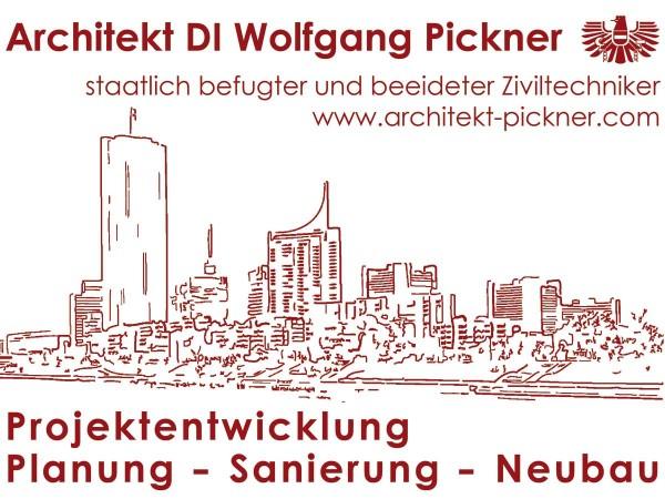 Architekt Pickner Wien