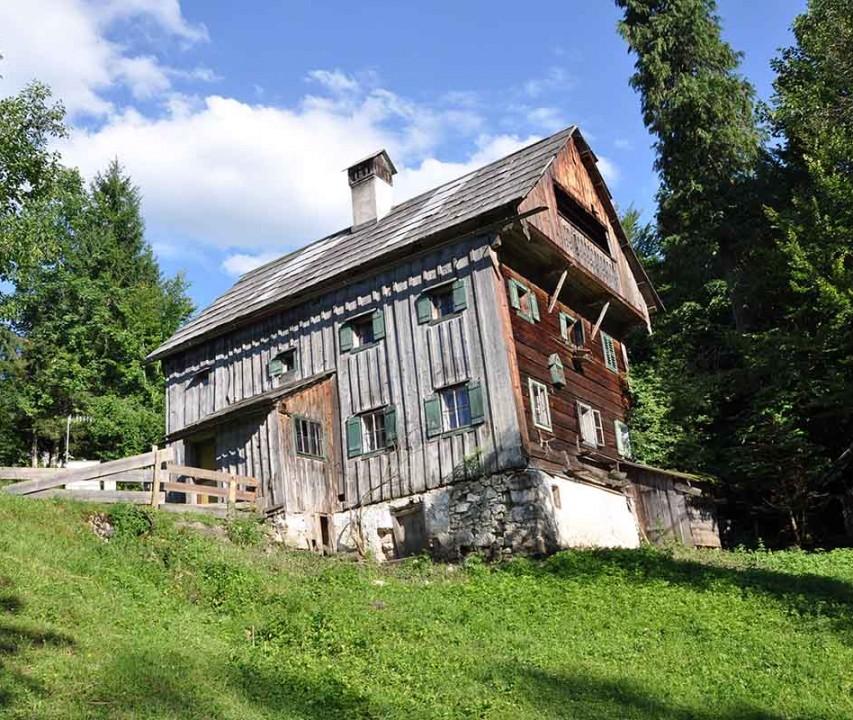 Renovierung Wohnhaus – Im Rehkogl Bad Goisern