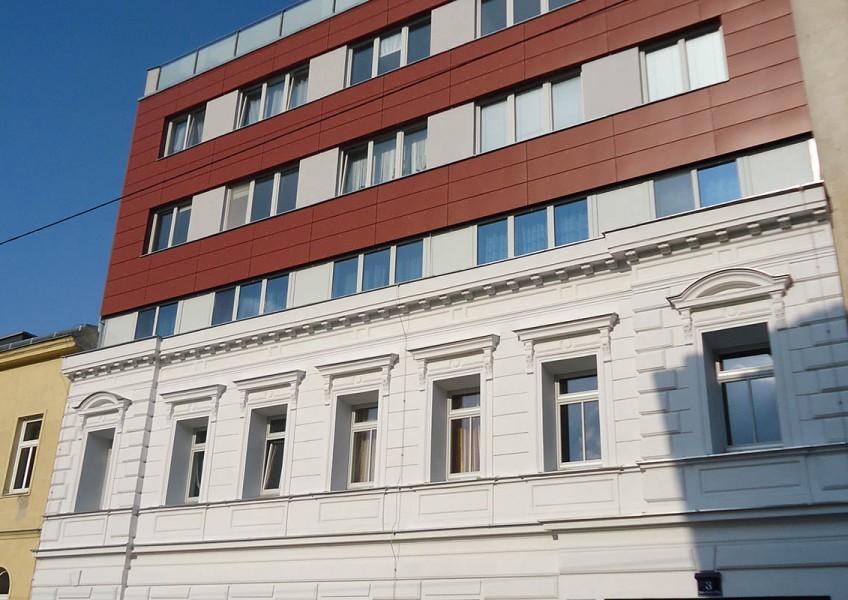Fassade Anton-Anderer-Platz 3